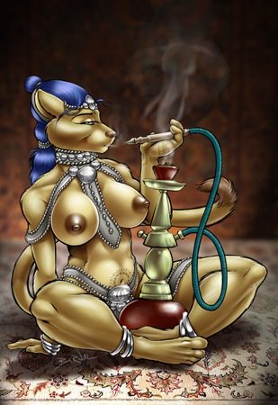 sexyfur-shakti-in-a-hot-smoking-scene
